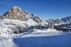 Dolomites panorama Stock Image