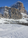 Dolomites' panorama Royalty Free Stock Image