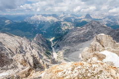 The Dolomites Stock Images