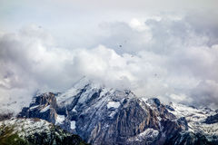 Dolomites 89 Royalty Free Stock Images