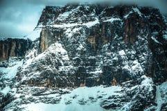 Dolomites Rock Stock Image