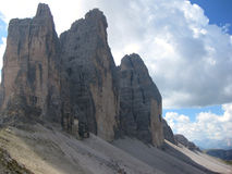 Dolomites södra Tyrol, Italien landskap Royaltyfri Foto