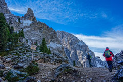 Dolomites 52 Royalty Free Stock Image