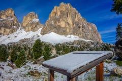 Dolomites 63 Royalty Free Stock Images