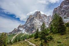 Dolomites 64 Stock Images
