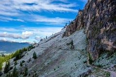 Dolomites 98 Royalty Free Stock Image