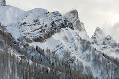 Dolomites Scene Royalty Free Stock Image