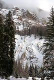 Dolomites Scene Stock Images