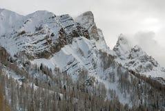 Dolomites Scene Royalty Free Stock Photography