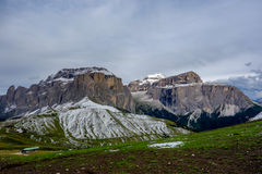 Dolomites 94 Stock Image