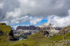 Dolomites 83 Royalty Free Stock Photos