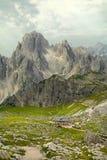 Dolomites Summer Landscape Royalty Free Stock Images