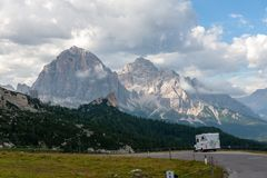 The Dolomites in Summer