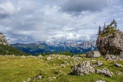 Dolomites 79 Royalty Free Stock Photo