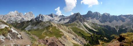 Dolomites - Trentino Alto Adige (Italy). Wonderful view of the Dolomites - Trentino Alto Adige (Italy stock photos
