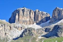 Dolomites Unesco Stock Photo