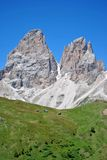 Dolomites Unesco Stock Photos