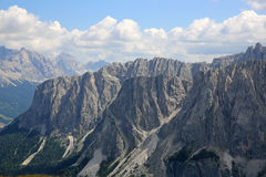 The Dolomites Stock Photography