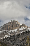 Dolomites view Stock Images