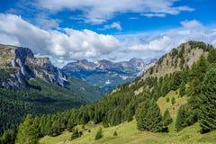 Dolomites 40 Stock Image
