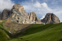 Dolomites view Royalty Free Stock Image
