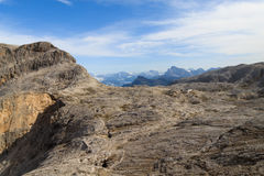 Dolomites view Royalty Free Stock Images