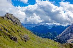 Dolomites 97 Stock Photo