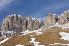 Dolomites2 Stock Photography