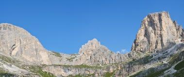 Dolomitesberg Royaltyfria Bilder