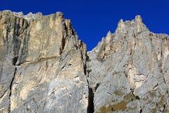 Dolomitesna Royaltyfria Bilder