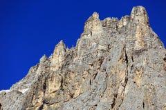 Dolomitesna Royaltyfri Foto