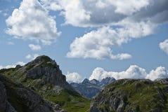 dolomiti Ιταλία Στοκ Εικόνα