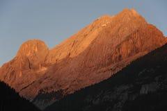 Dolomiti 03 Foto de Stock