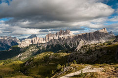 Dolomiti Photo stock