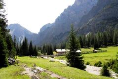 Dolomiti Fotografia de Stock Royalty Free