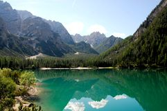 Dolomiti Royalty Free Stock Images