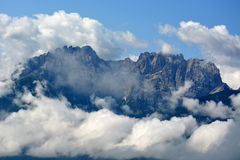 Dolomiti Photos stock