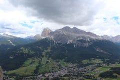 The Dolomiti Alps. The Dolomiti Apls in Italy Stock Photos
