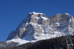 Dolomiti Alps Italy Stock Images