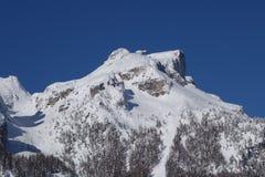 Dolomiti Alps Włochy Fotografia Stock