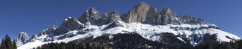 Dolomiti - Catinaccio Stock Images