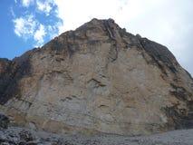 Dolomiti de las montañas fotos de archivo libres de regalías