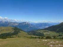 Dolomiti del Brenta en été Images stock