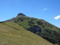 Dolomiti del Brenta en été Image stock