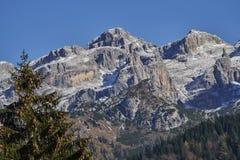Free Dolomiti Del Brenta Mountain Royalty Free Stock Image - 102551756