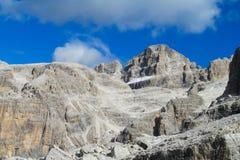 Dolomiti Di Brenta halni roky szczyty Obraz Stock