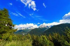 Dolomiti di Brenta - Trentino Italien Lizenzfreies Stockbild
