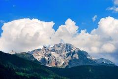 Dolomiti di Brenta - Trentino Italien Stockfotografie