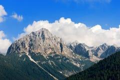 Dolomiti di Brenta - Trentino Italien Lizenzfreie Stockbilder