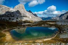 Dolomiti Royalty Free Stock Image